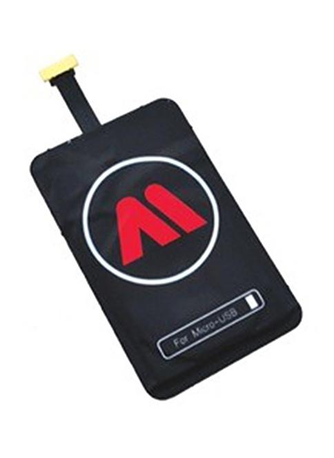 Maxfield QI Lisanslı Kablosuz Şarj Alıcısı Mıcro Usb Renkli